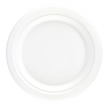 7inch Round Bagasse Plates