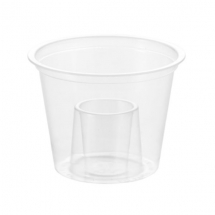 Plastic Bomb Shot Glass 25ml x1000