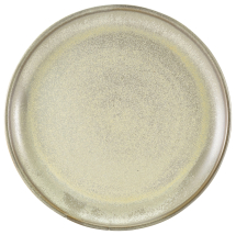 Terra Porcelain Matt Grey Coupe Plate 30.5cm x6