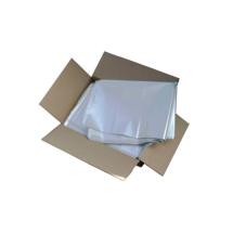 Clear Heavy Duty Refuse Sack RG5 Spitfire 18x29x39inch x200
