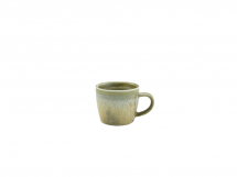 Terra Porcelain Matt Grey Espresso Cup 9cl/3oz x6