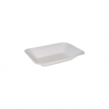 Bagasse Medium Chip Trays x500