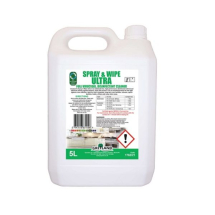 Eliminate Coronavirus Ultra Disinfectant Bulk Refill x5lt