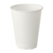 7oz White Tall Non Vend Cup