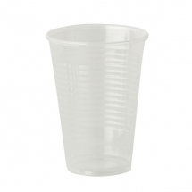 7oz Tall Non Vending Clear Cups 20x100