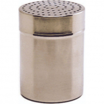 Stainless Steel Shaker With 4mm Hole Plastic Cap