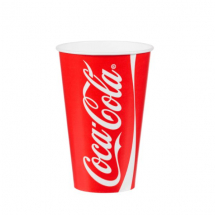 12oz Paper Cups Coke x2000