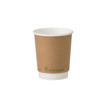 Edenware 8oz Double Wall Cups x500