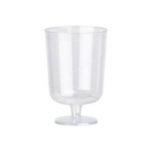 6oz - 175ml Plastic Stemmed Wine x144