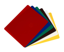 6 Colour Flexible Chopping Board Set x1