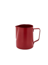 Non-Stick Red Milk Jug 600ml/20oz x1