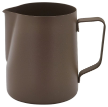 Non-Stick Brown Milk Jug 340ml/12oz x1