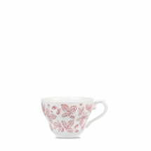 Cranberry Bramble Georgian Tea Cup 7oz x12