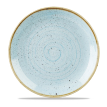 Stonecast Duck Egg Blue Evolve Coupe Bowl 10.25inch x12