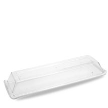 Plastic  Rectangle Buffet Cover 22X6inch x2