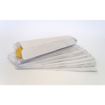 7x11x15inch White Paper Bags x500