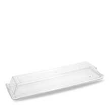 Plastic  Rectangle Buffet Cover 18X3.875inch x2