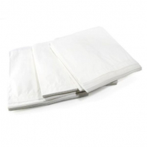 7x7inch White Greaseproof Bags x1000