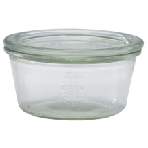 WECK Jar 29cl/10.2oz 10cm (Dia) x6pcs