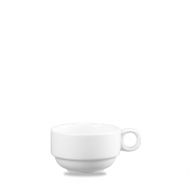 White Profile Stacking Cup 7oz x12