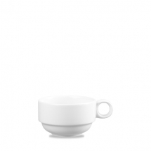 White Profile Stacking Cup 10oz x12