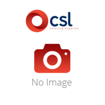 White Profile Footed Plate 10 1/4inch x12