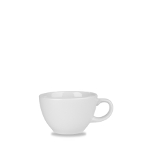White Profile Teacup/Coffee Cup 12oz x12