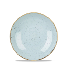 Stonecast Duck Egg Blue Elove Coupe Bowl 7.25inch x12