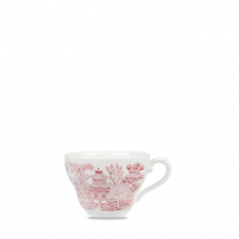 Cranberry Willow Georgian Tea Cup 7oz x12