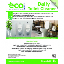 Eco Endeavour Daily Toilet Cleaner 5Lt