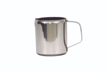 Milk Jug Mirror 10oz 300ml x1