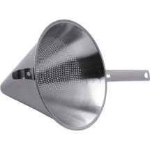 S/St.Conical Strainer 8.3/4inch x1