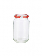Preserving Jar 350ml 6.5 Dia x 12cm x12