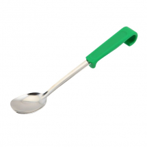 GenWare Plastic Handle Small Spoon Green x1