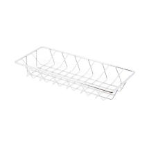 Chrome Display Basket 35X15X5cm x1