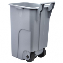 Grey Recycling Bin 85L - Lids sold seperatly