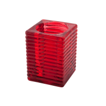'Highlight' Candle Holder Red (6Pcs) x1