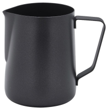 Non-Stick Black Milk Jug 340ml/12oz x1