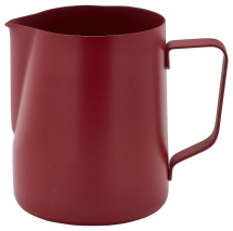 Non-Stick Red Milk Jug 340ml/12oz x1