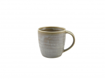 Terra Porcelain Matt Grey Mug 32cl/11.25oz x6