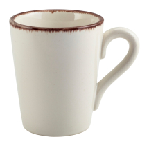 Terra Stoneware Sereno Brown Mug 32cl/11.25oz x6