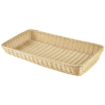 Polywicker Display Basket GN 1/1 x1
