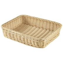 Polywicker Display Basket GN 1/2 x1