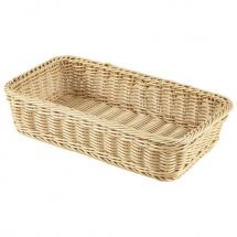 Polywicker Display Basket GN 1/3 x1