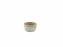 Terra Porcelain Matt Grey Ramekin 7cl/2.5oz x12