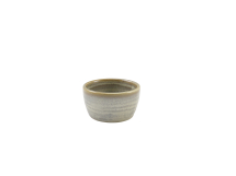 Terra Porcelain Matt Grey Ramekin 13cl/4.5oz x12
