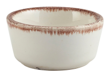 Terra Stoneware Sereno Brown Ramekin 1.5oz/45ml x12
