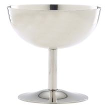 Stainless Steel Stemmed Sundae Cup x1