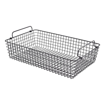 Black Wire Display Basket GN 1/1 x1