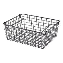 Black Wire Display Basket GN 1/2 x1